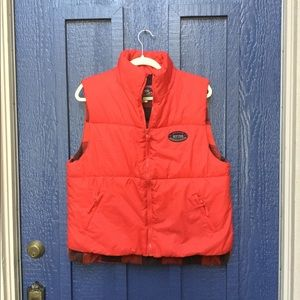 Boys Rugged Red Vest 🔺 B8